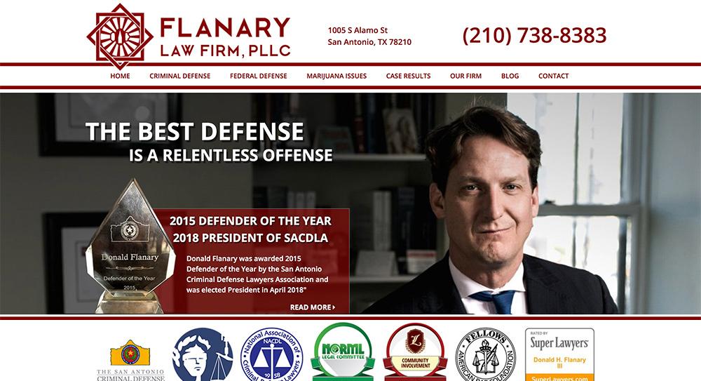Flanary Website