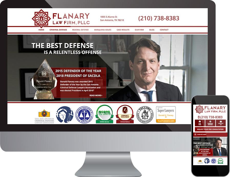 Flanary Law Firm Portfolio
