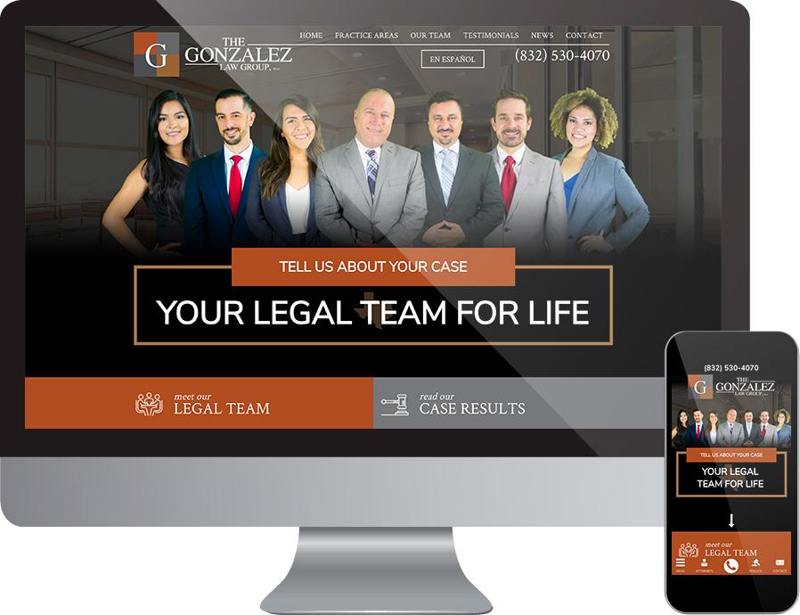 Gonzalez Law Group Portfolio