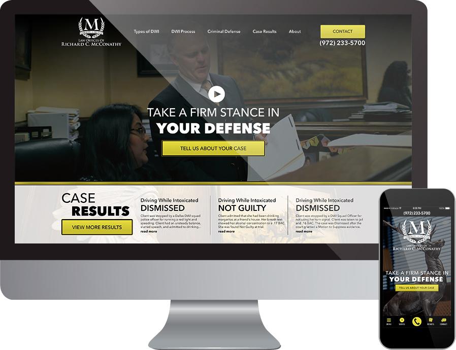 McConathy Law Firm Portfolio