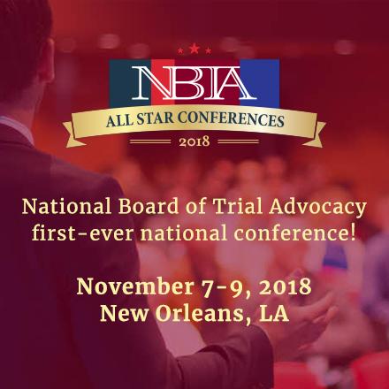 NBTA All Star Conferences 2018