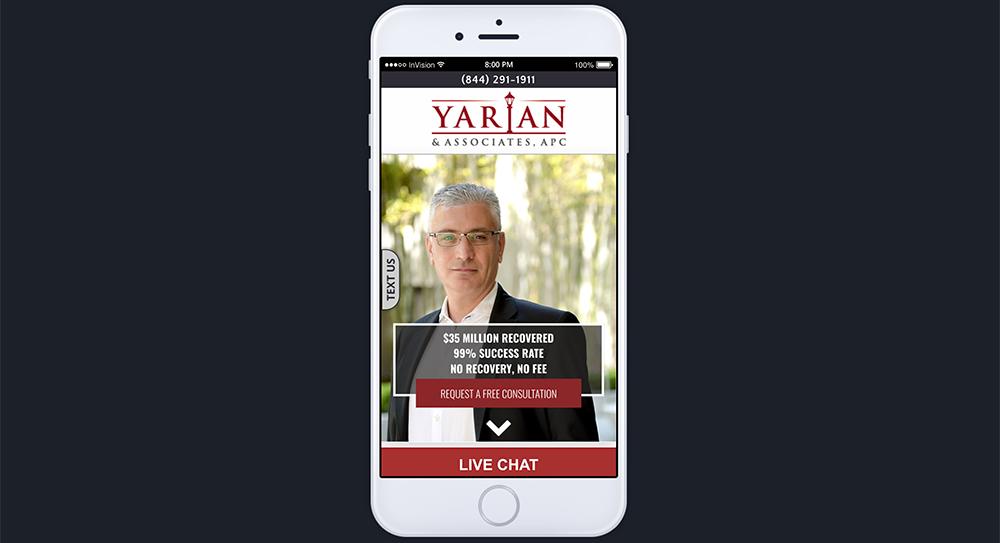 Yarian Website