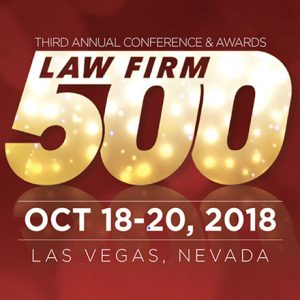 Law Firm 500 Conference