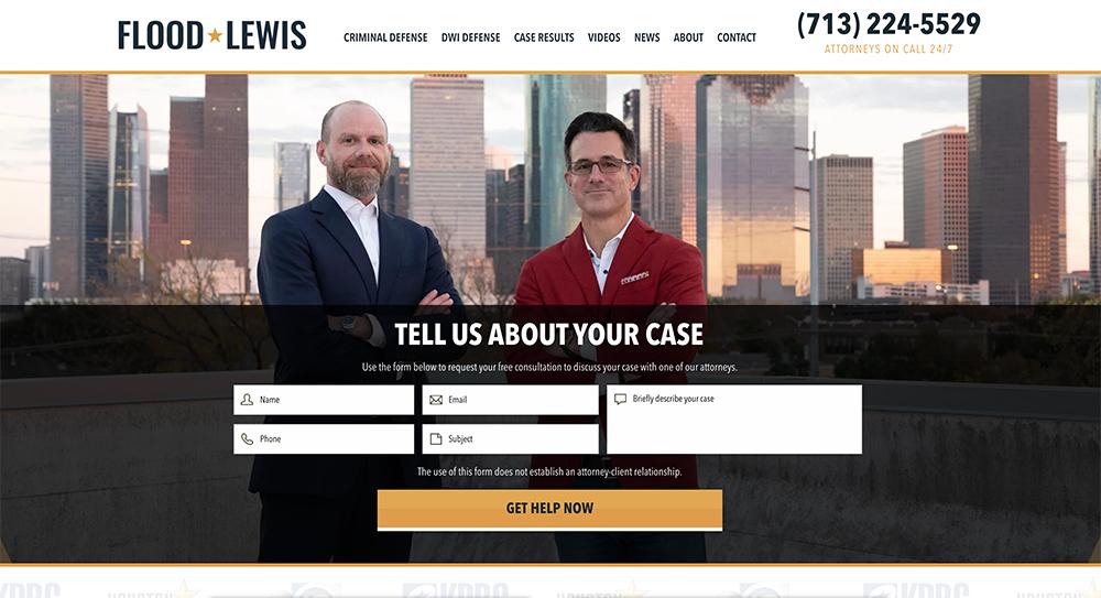 Flood Lewis & Associates, INC
